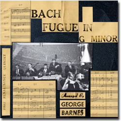 Bach Fugue in G Minor: The Session
